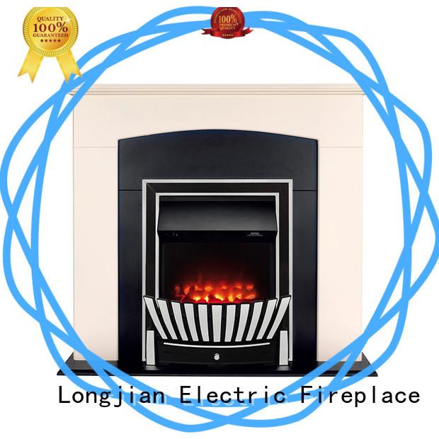 Longjian advanced insert fireplace sensing for garden