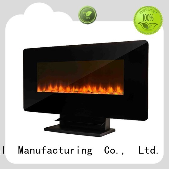 Longjian budgeree electric wall mounted fires sale wallmounted for rooftop