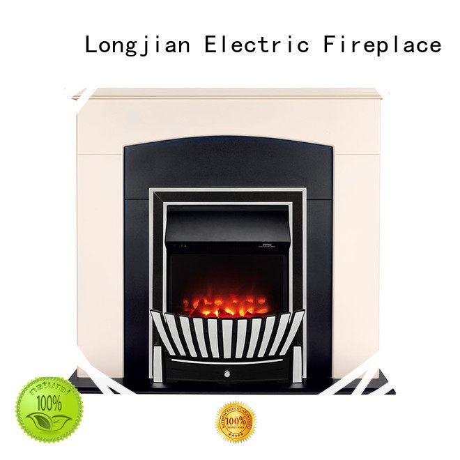 postmodern insert electric fireplace effect led-lamp for bathroom