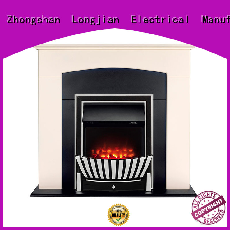 Longjian fireplace insert electric fireplace China for toilet