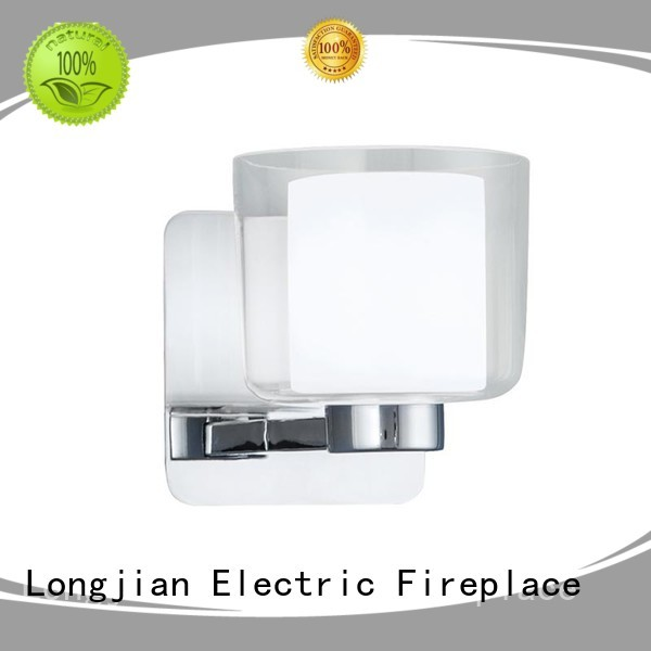 fine- quality led wall lights glass anticipation for rooftop