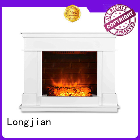 Longjian ljsf4004me electric fireplace suites long-term-use for kitchen