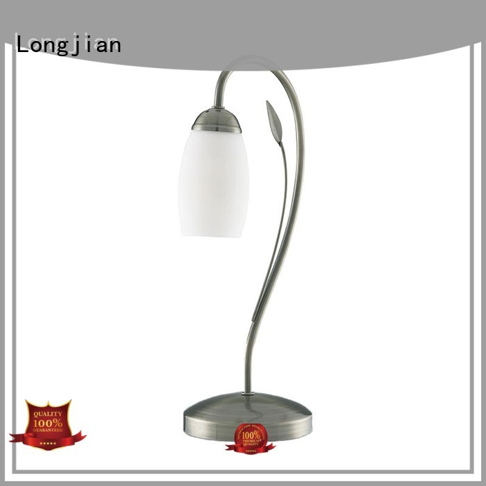 Longjian white table light containerization for bayfront