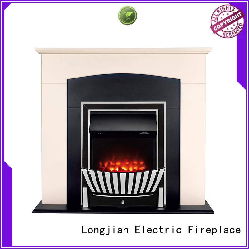 luxury insert electric fires or package for kitchen