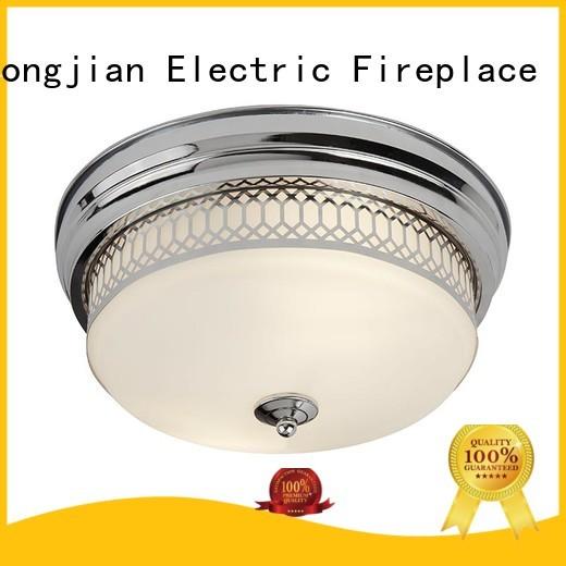 Longjian first-rate semi flush mount ceiling light Application for avenue
