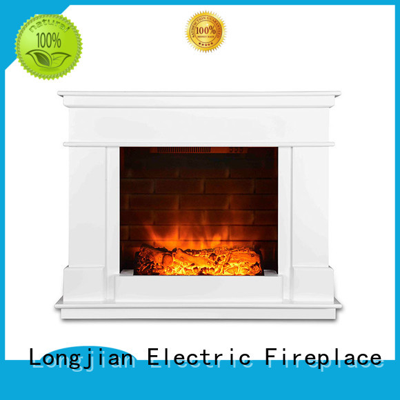 Longjian light modern electric fire suites long-term-use for hall