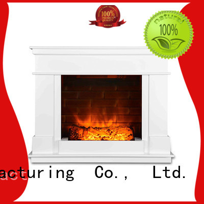 good-package electric fireplace suites wood sensing for kitchen