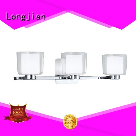 Longjian glass wall light widely-use for shorelines