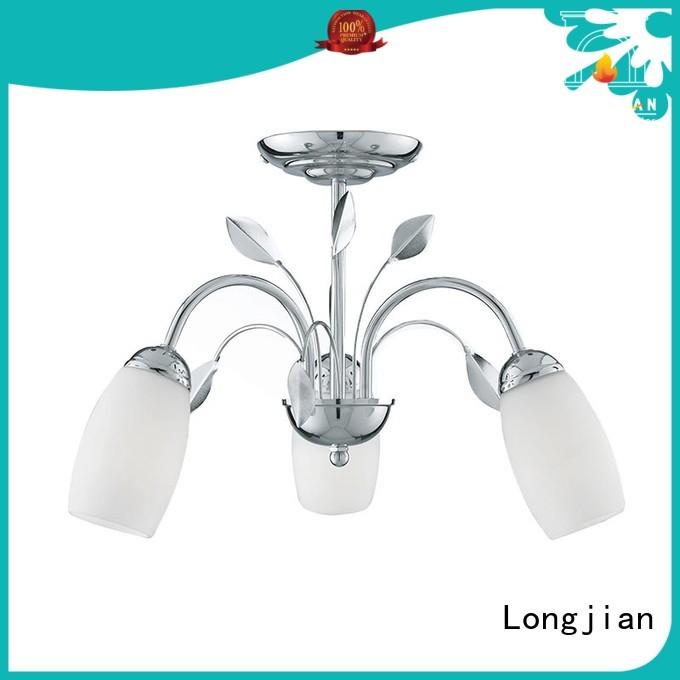 Longjian superb semi flush ceiling lights package for riverwalk