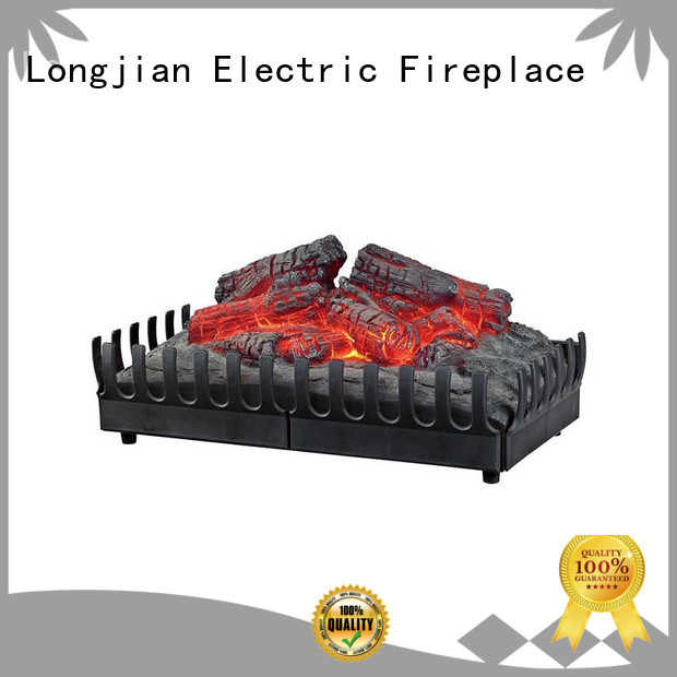 Newest 1000W Adjustable Free Standing Style Or Insert Decorative Flame Electric Fireplace