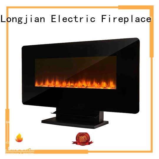 advancedwall mount electric fireplace standing protection for kitchen
