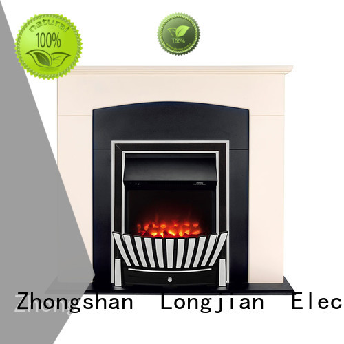 Longjian standing insert fireplace equipment for bathroom