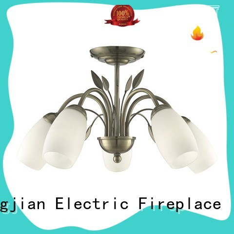 Longjian superb flush light China for dining room