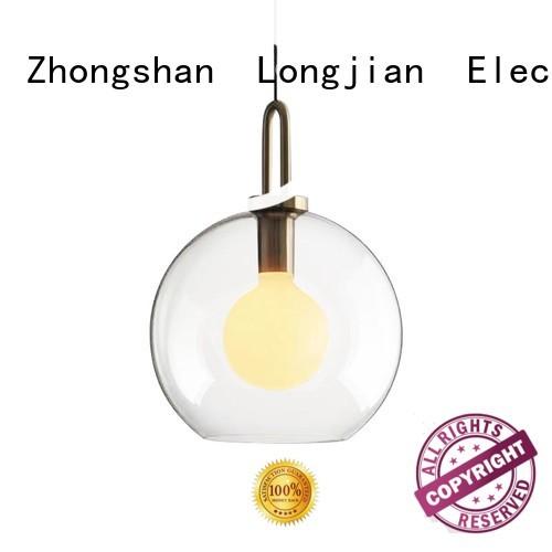 Longjian attractive pendant light supplier for kitchen