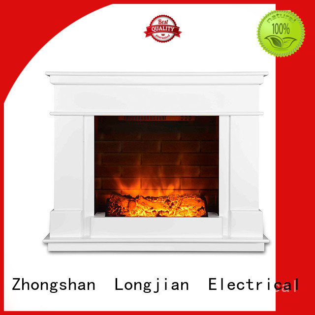 Longjian electric electric fire suites Application for hall