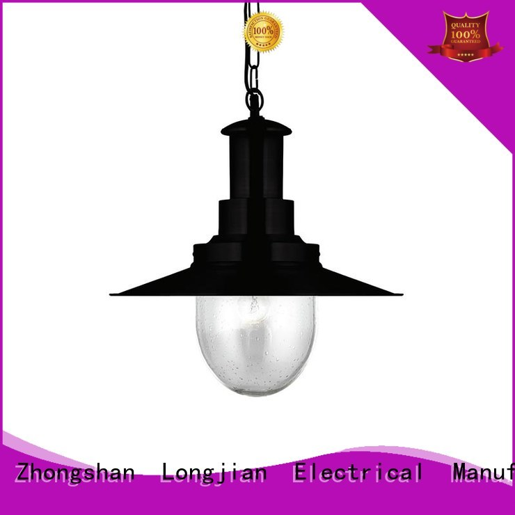 Longjian charming modern pendant lighting owner for toilet