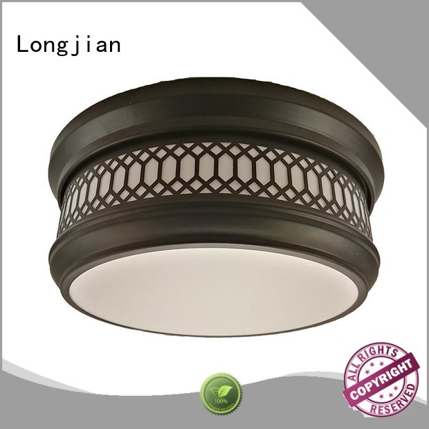 Longjian pc00075 flush mount ceiling light led-lamp for rooftop