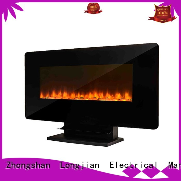 Longjian standing Wall Mounted Electric fires anticipation for bathroom