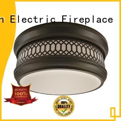 distinguished semi flush mount lighting light package for bayfront