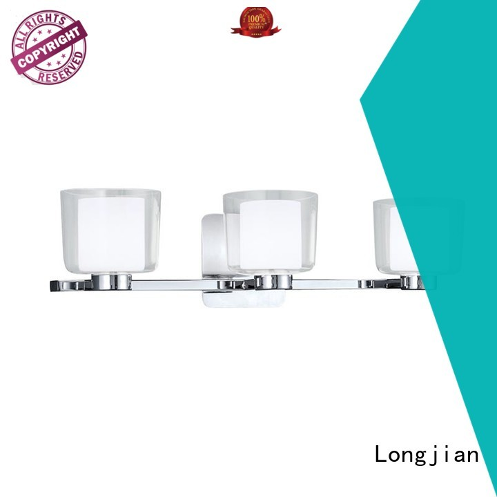 advanced led wall lamp conjunction for bathroom