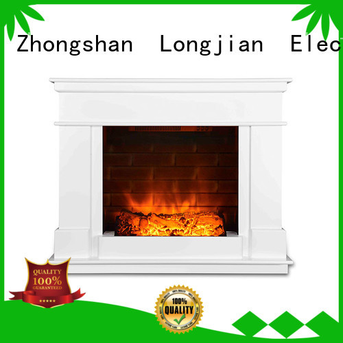 Longjian reasonable modern electric fire suites China for bathroom