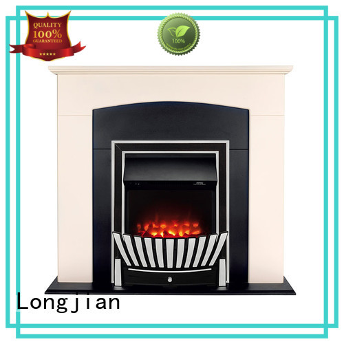 Longjian inset insert electric fires long-term-use for bathroom
