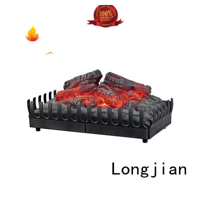 Longjian unique insert fireplace led-lamp for bedroom