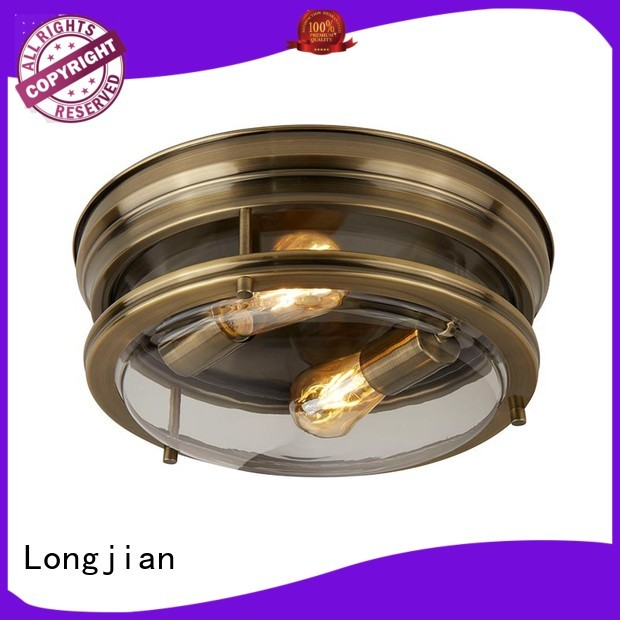 Longjian 350mm flush light sensing for dining room