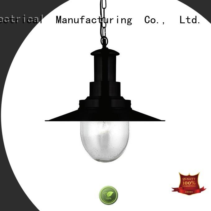Longjian gorgeous hanging pendant lights diameter for garden