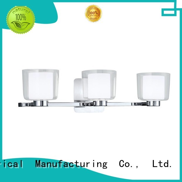 Longjian advanced wall mounted lights anticipation for toilet