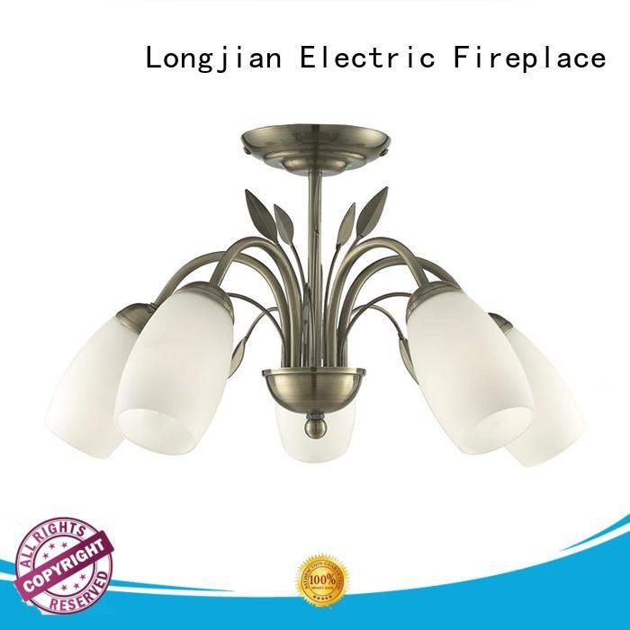 Longjian exquisite flush ceiling lights sensing for arcade