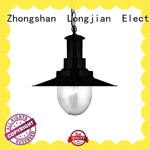 Longjian gorgeous modern pendant lighting equipment for bedroom