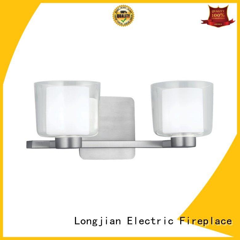 Longjian sconce wall light conjunction for bathroom