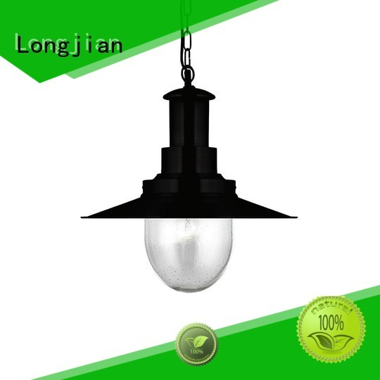 Longjian light modern pendant lighting development for balcony