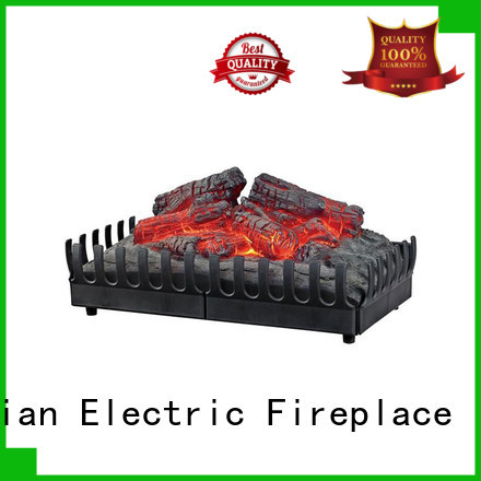 Longjian nordic inset electric fires testing for bedroom