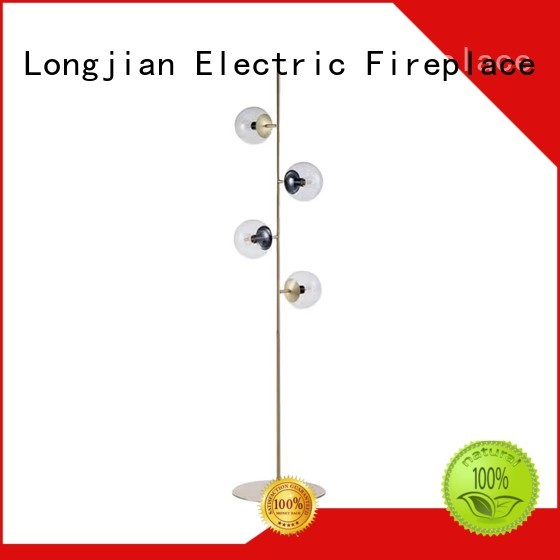 Longjian best lighting floor lamps glass for rooftop